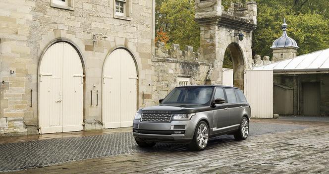 Salon de New York : Range Rover SV Autobiography, la Rolls des SUV ?