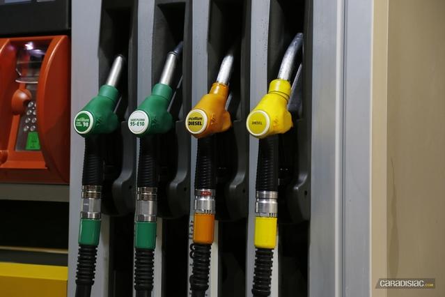 Le prix des carburants va grimper en 2017, surtout pour les franciliens