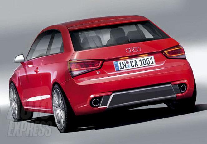 L'Audi S1 à Genève avec 230 ch