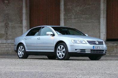 Essai - Phaeton 3.0 V6 TDI : VW parie sur du luxe au diesel