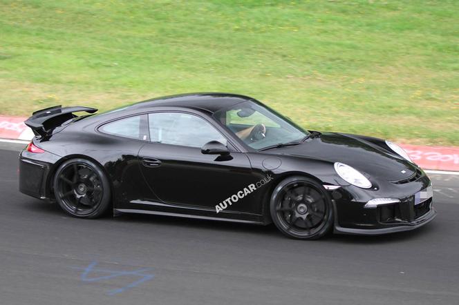 La nouvelle Porsche 911 GT3 sera présentée au Salon de Genève 2013