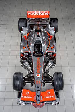 """Formule 1 - Montezemolo: """" La MP4/23 est une Ferrari argentée"""""""