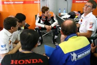 Moto GP - Test Sepang D.2 HRC: Le doute est toujours là