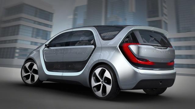 Groupe Fiat : rien pour le salon de Detroit, mais un étonnant concept pour le Consumer Electronics Show
