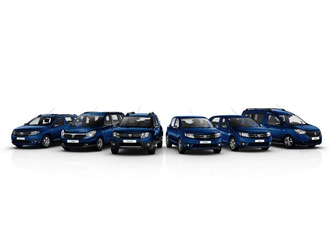 """Dacia dévoile les tarifs de la série spéciale """"10 ans"""""""