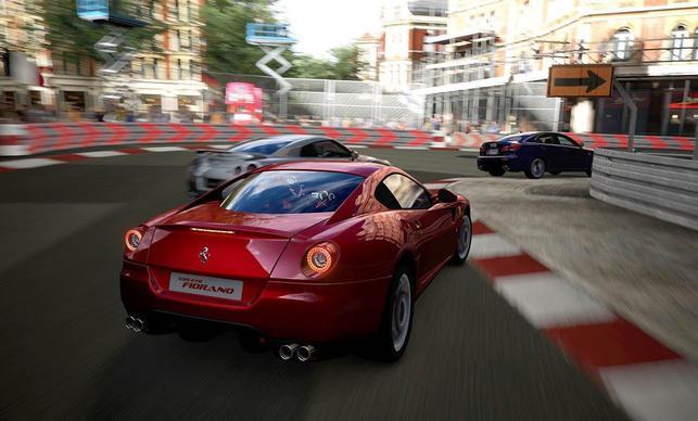 Gran Turismo 5 : pluie, nuit et dégats ... en promesses