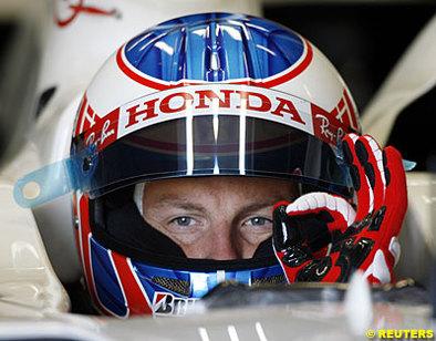 """Formule 1 - Button: """"Je vise le titre 2009"""""""