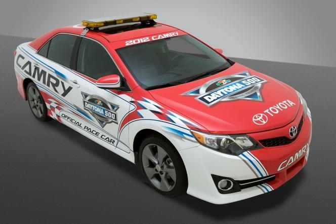 Nouvelle Toyota Camry, la septième