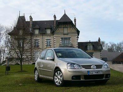Essai - Volkswagen Golf 4Motion : une Golf tout terrain