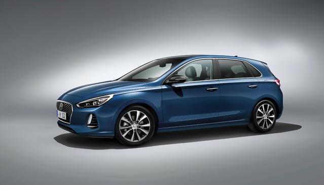 Nouvelle Hyundai i30: à partir de 22250€