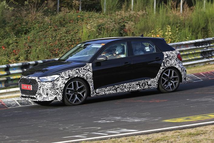 Audi pourrait préparer une A1 Allroad