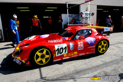 Supercar 500 Paul Ricard: Les Autres du FIA-GT