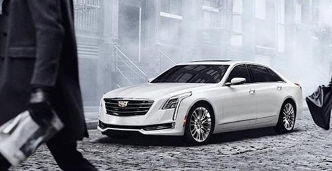 Surprise : voici les premières images de la Cadillac CT6