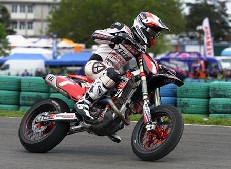 Supermotard, championnat de France 2012. Round 2 Magny Cours: Bidart sans fausse note!