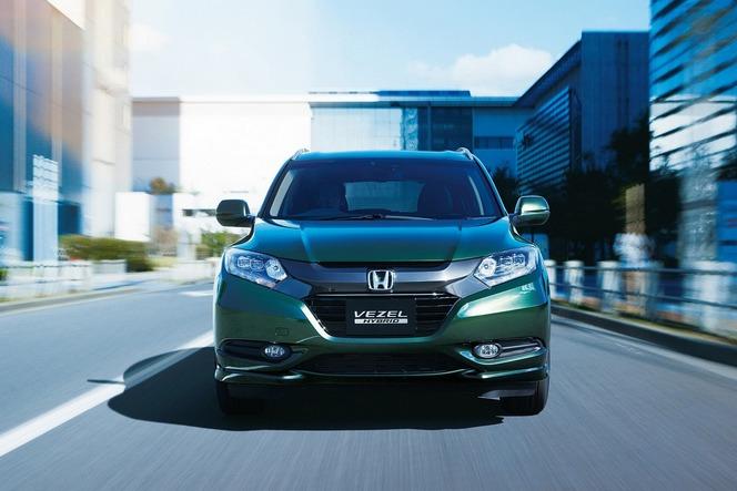 Le Honda Vezel démarre bien au Japon