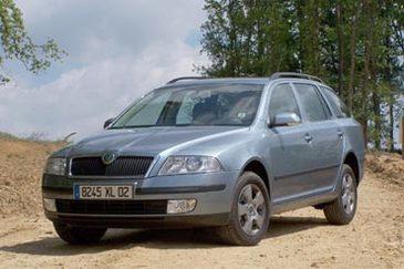 Essai - Skoda Octavia Combi 4x4 1.9 TDI 105   ch : Traveller Tchèque