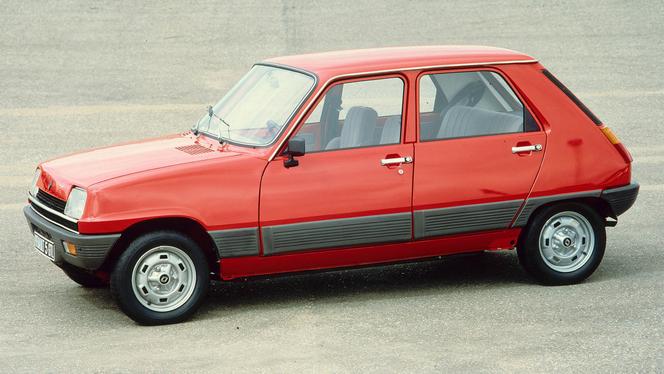 L'avis propriétaire du jour : sromero nous parle de sa Renault 5 TL 5p de 1983