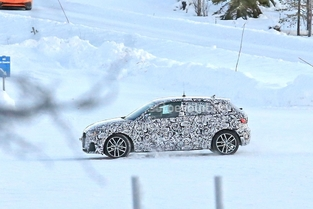 La future Audi A1 de sortie pour la première fois