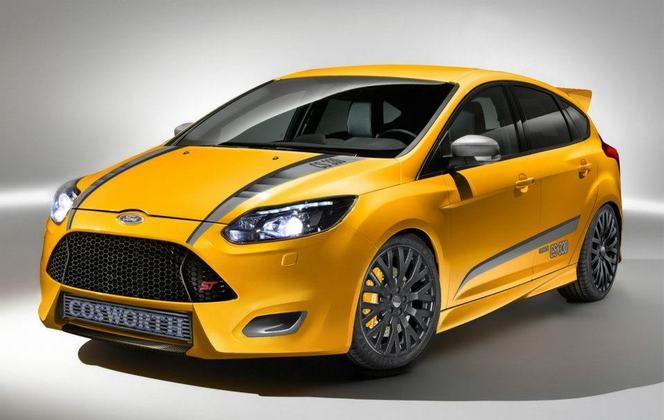 Sema Show 2012 : 5 Ford Focus ST annoncées