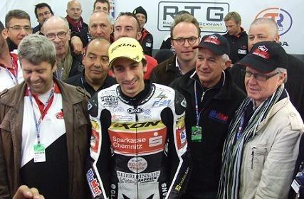 Moto 3 - France : Louis Rossi, il l'a fait !