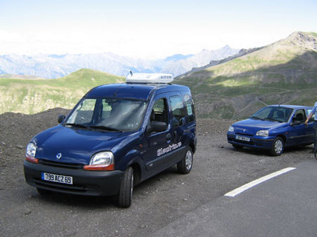 NEWTEON participera à la Traversée des Alpes en véhicules électriques