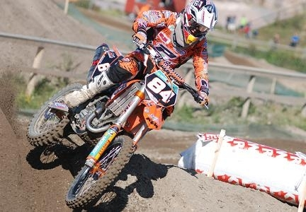 Championnat d'Europe MX 2 : Helrlings fait le maximum