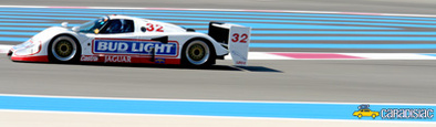 Supercar 500 Paul Ricard: Matures en piste