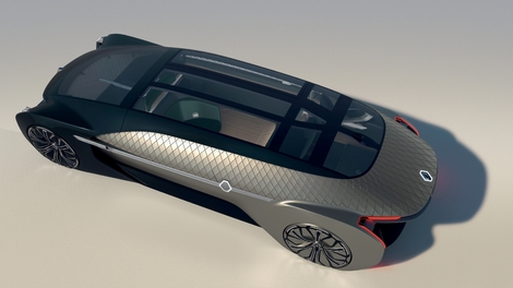 """DESIGN BY BELLU - Vous avez dit """"luxe à la française"""": """"Les concept-cars présentés par les firmes françaises au dernier Mondial nous renseignent moins sur leur futur que sur leurs dépits""""."""