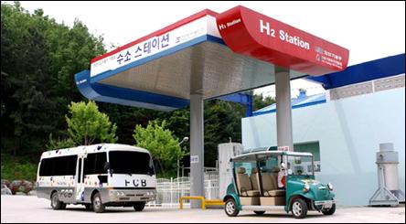 Corée du Sud : bientôt une nouvelle station-service fournissant de l'hydrogène