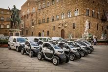 Renault livre son 15 000e Twizy en Italie