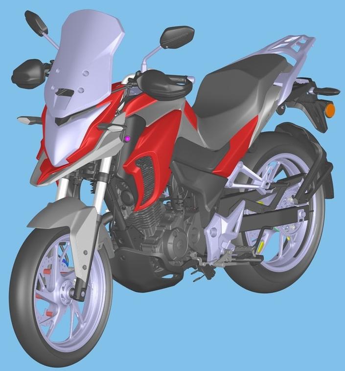 Nouveauté: la nouvelle aventure de Honda en Chine