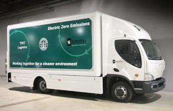 Smith Electric Vehicles a débarqué en Europe !