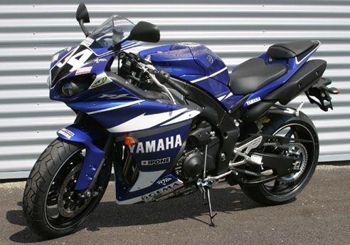 Des Yamaha R1 série spéciale : de 18.000 à 80.000 €