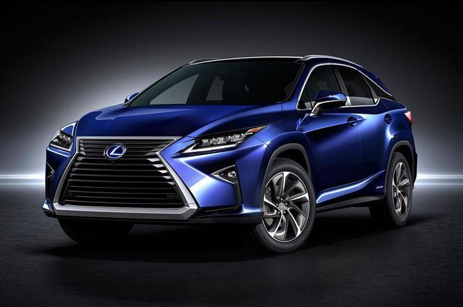 Lexus Nx Vs Rx >> Salon de New York : voici le Lexus RX