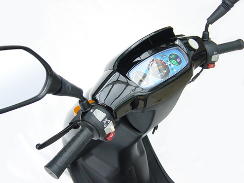 eVoL : zoom sur son scooter électrique X-Power
