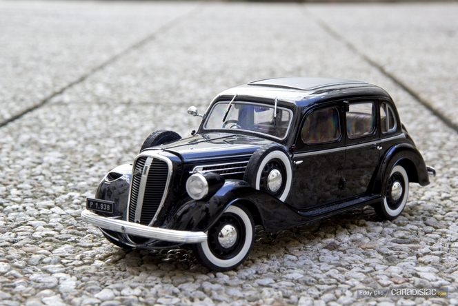 Photos du jour : Skoda Superb (1938)