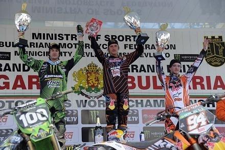 GP de Bulgarie : Ken Roczen gagne les 2 manches