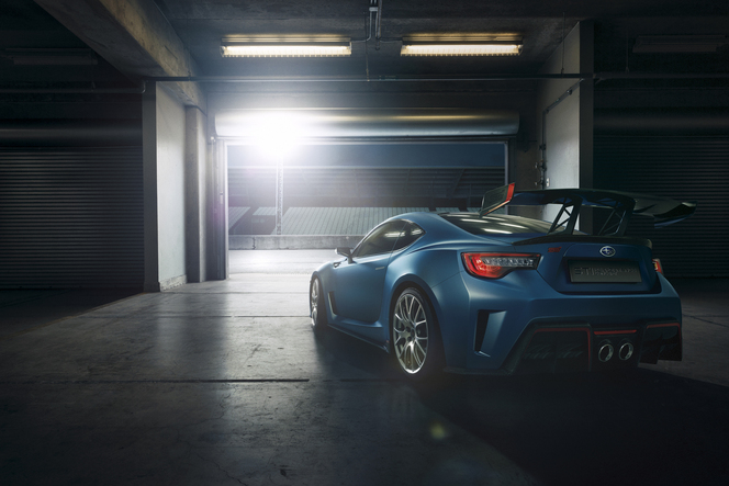 Salon de New York : Subaru BRZ STI Performance .... Concept