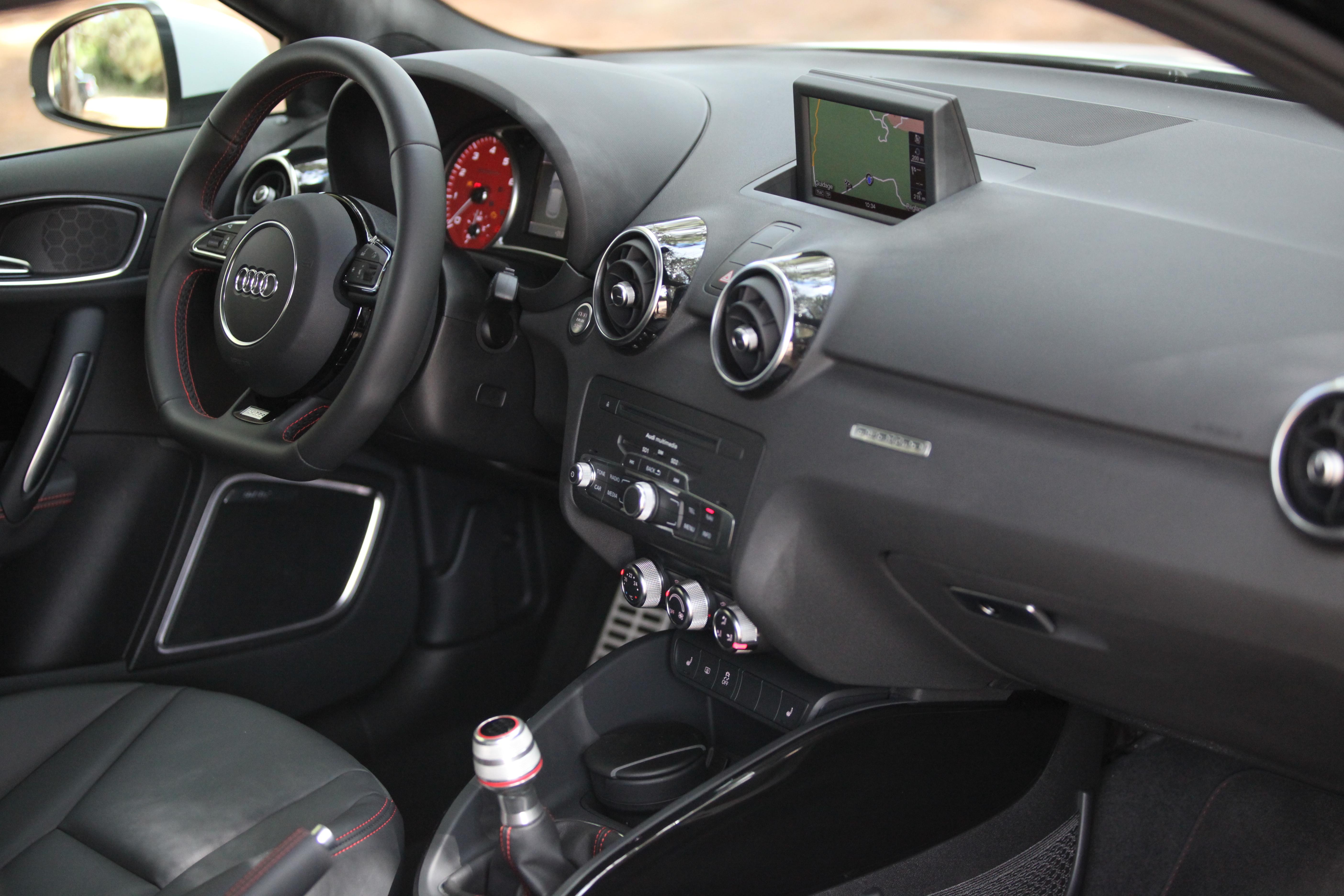 Prise En Mains Audi A1 Quattro Bombe Urbaine