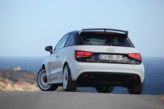 Prise en mains - Audi A1 Quattro : bombe urbaine