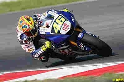 """Moto GP - Rossi: """"C'est comme ça que l'on doit rouler"""""""
