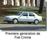 Essai - Fiat Croma : renaissance italienne