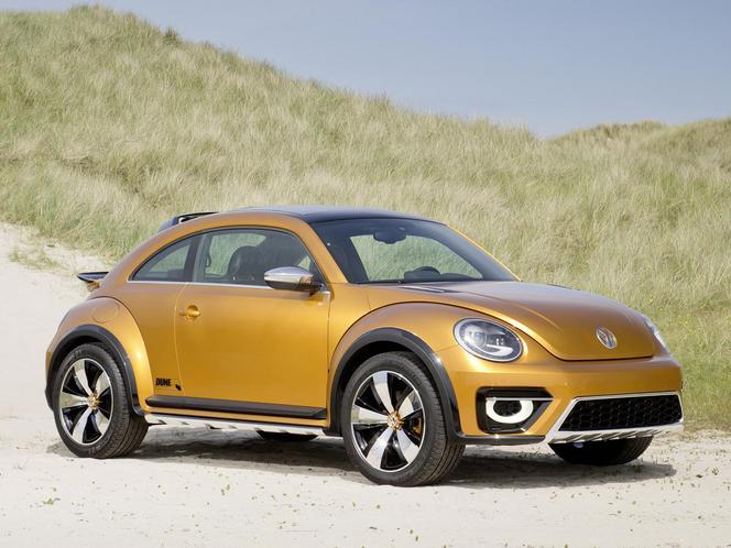 La VW Coccinelle Dune sera commercialisée début 2016