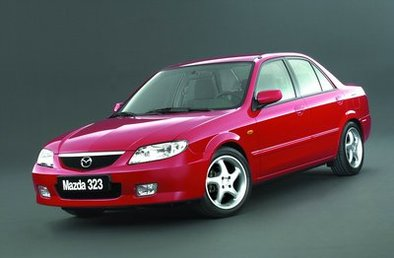 Mazda 323 chinoise