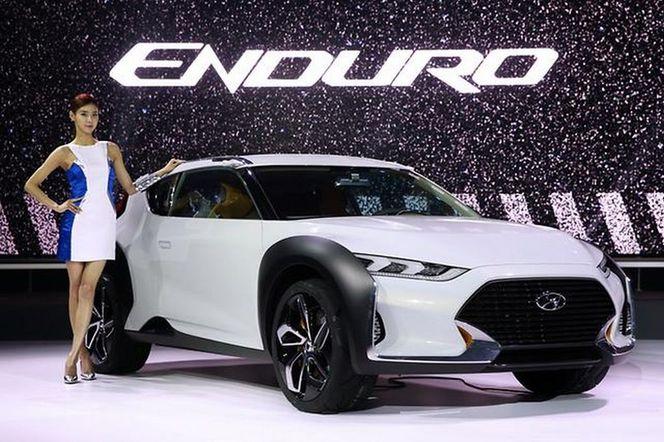 Salon de Séoul : Hyundai s'engage dans l'Enduro