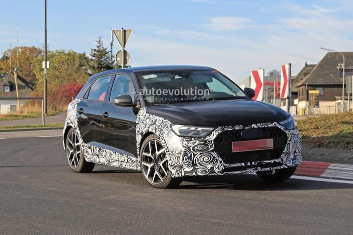 La version City Carver de l'Audi A1 se précise