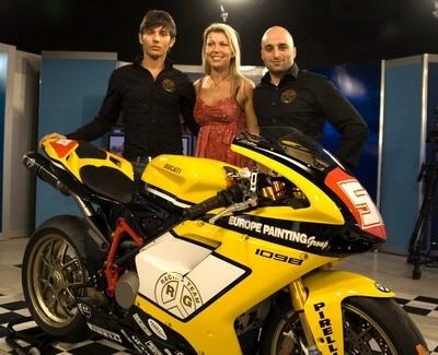 Superbike - Test Qatar D.1: Lanzi ouvre le bal
