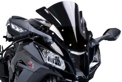 Puig propose une bulle haute performance à la Kawasaki ZX-10R 2011.