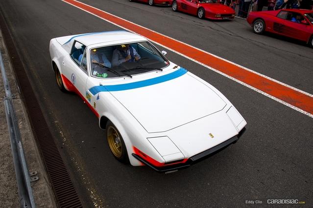 Ferrari 365 GTB/4 Michelotti Nart Spider