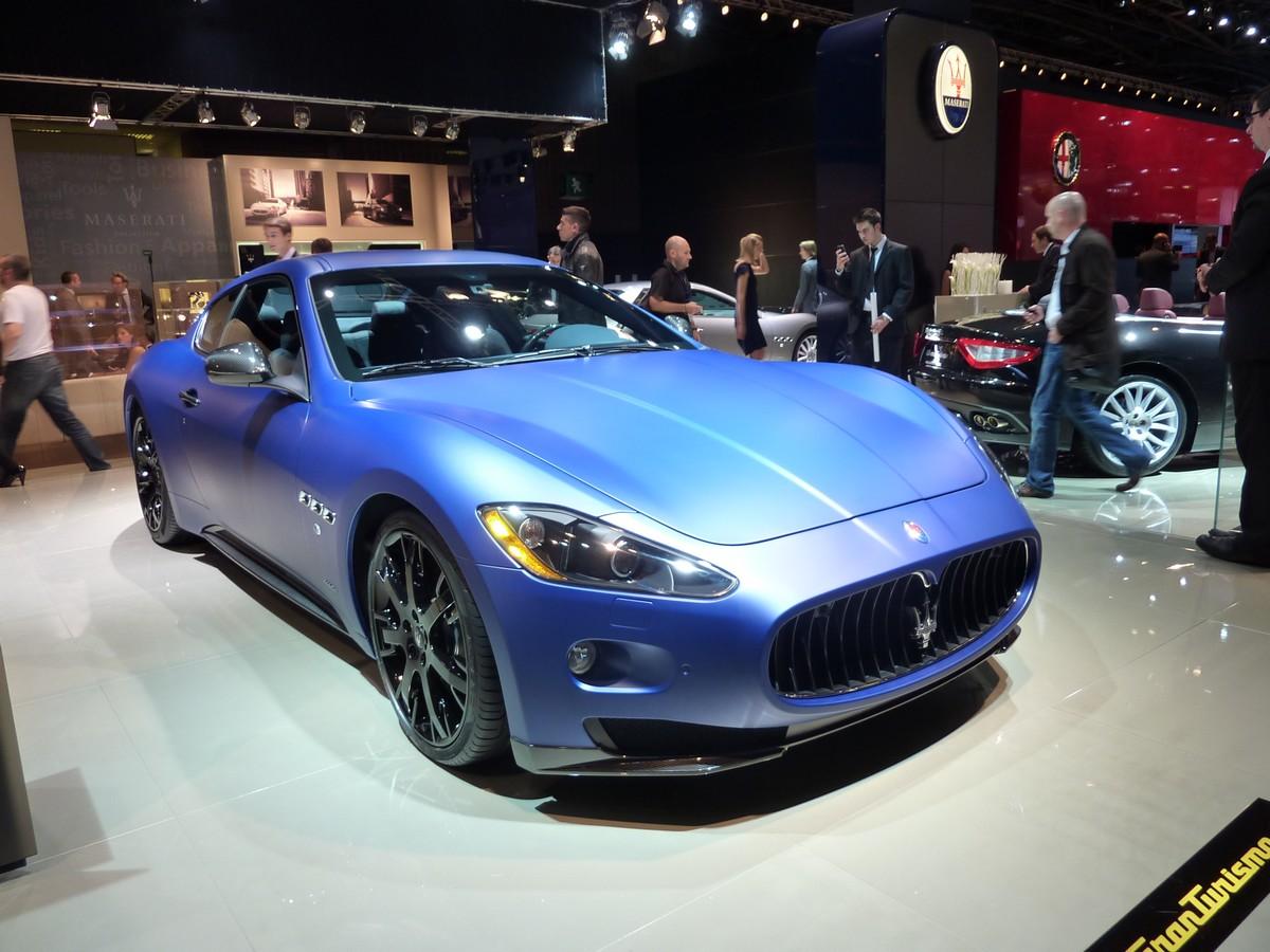 Maserati Gran Turismo S en